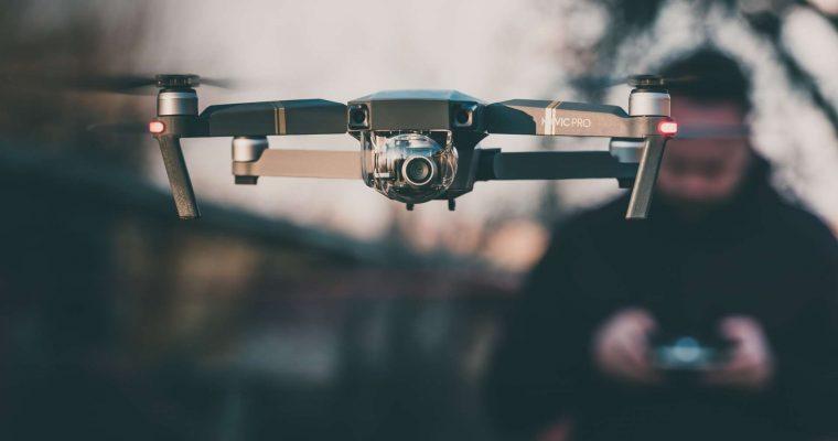 Bedrijven hebben drones steeds meer nodig