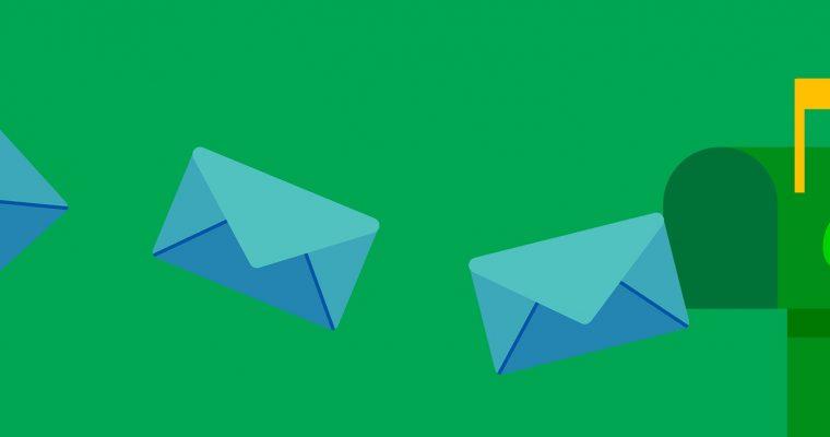 3 tips om efficiënt om te gaan met je mails