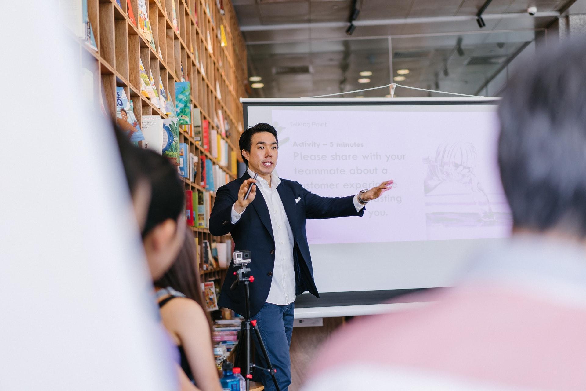 Haal meer klanten uit een professionele PowerPoint bedrijfspresentatie